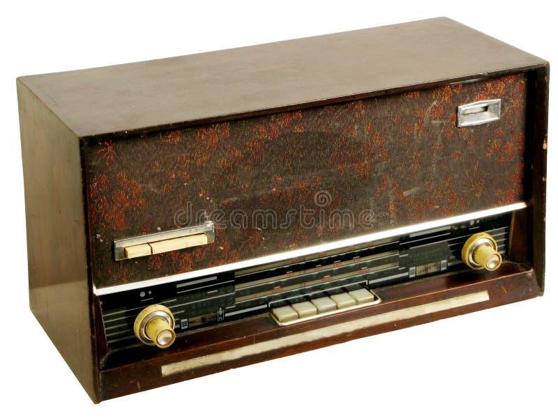 Vieilles radios image stock