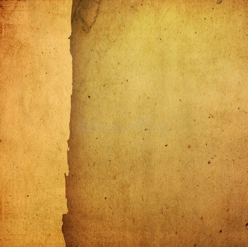 Vieilles textures de papier photos libres de droits