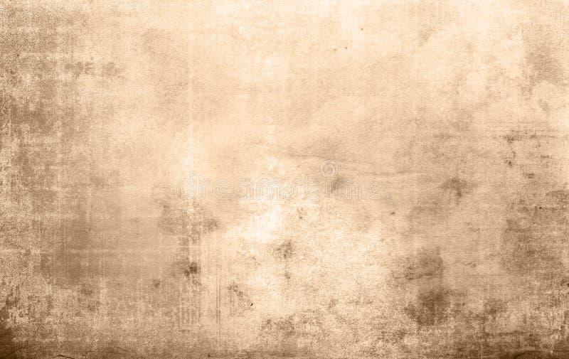 Vieilles textures de papier images stock