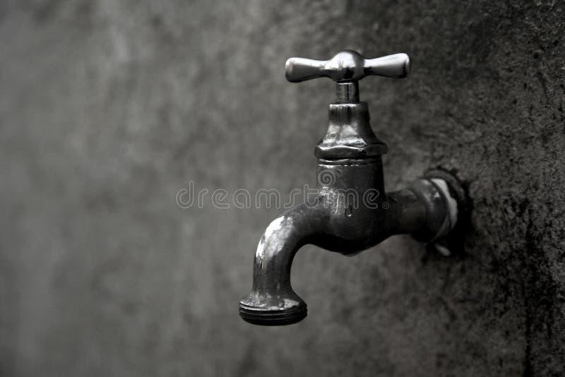 Vieja fuente de agua fotos de archivo libres de regalías