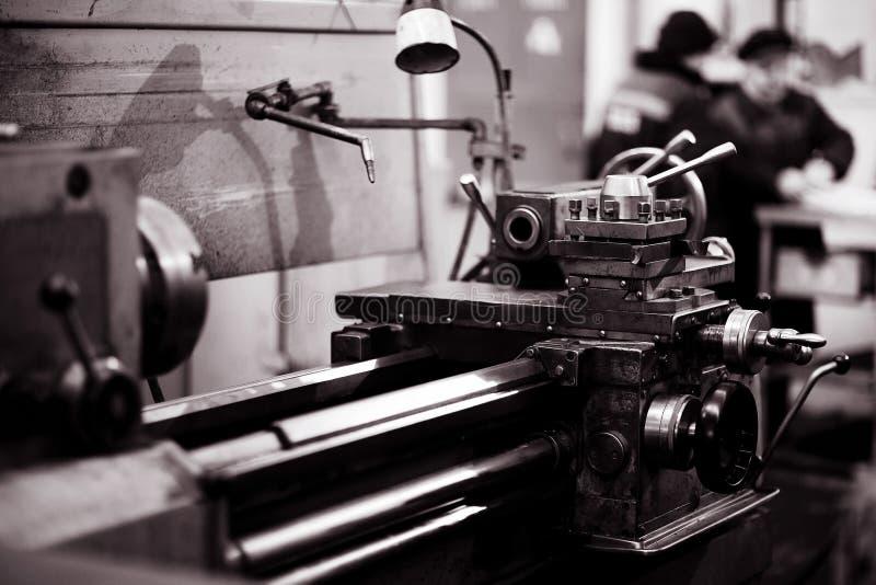 Vieja industria de la ingeniería de planta fotos de archivo