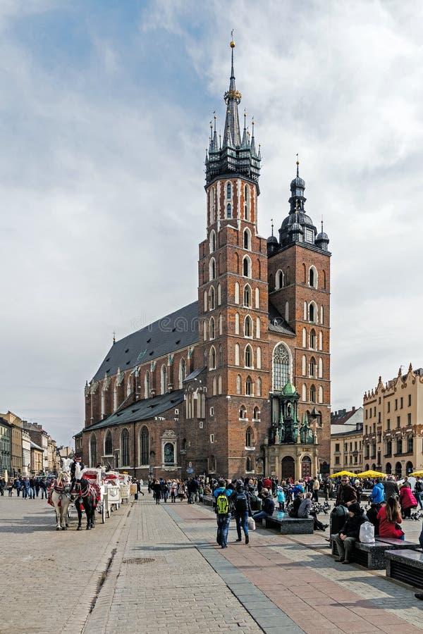 Vieja plaza del mercado imagen de archivo libre de regalías