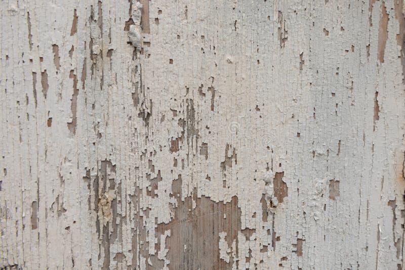 Vieja superficie de madera blanca como fondo, papel pintado imagen de archivo