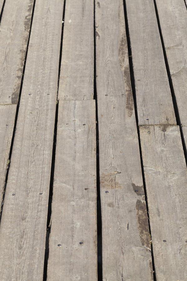 Vieja superficie de madera fotografía de archivo libre de regalías