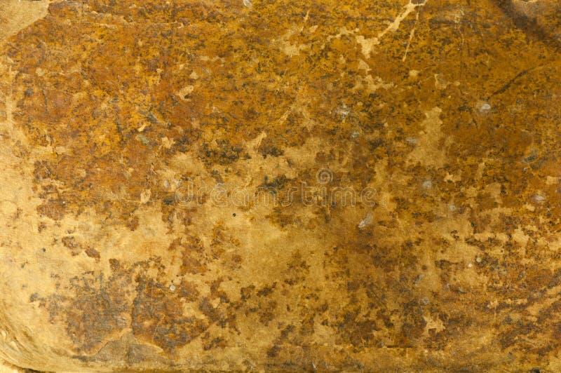 Vieja textura de cuero antigua del fondo fotografía de archivo libre de regalías
