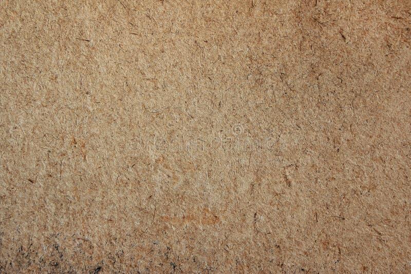 Vieja textura de la cartulina foto de archivo libre de regalías