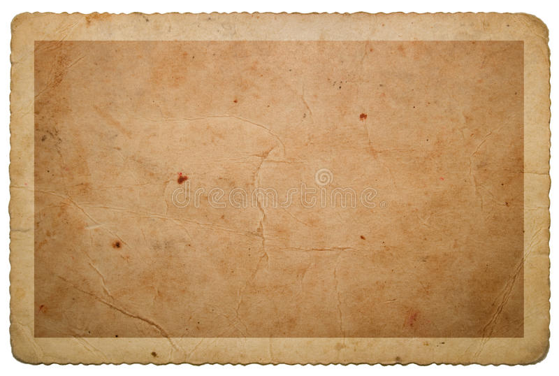Vieja textura de la foto imagen de archivo
