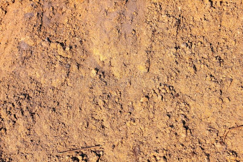 Vieja textura de la pared, arena imagen de archivo