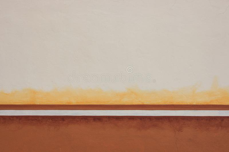 Vieja textura de la pared Colores calientes Fondo imágenes de archivo libres de regalías