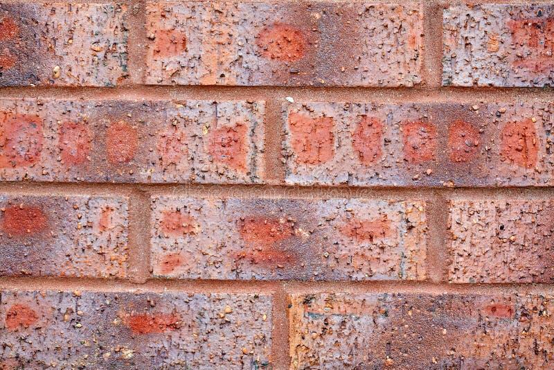 Vieja textura de la pared de ladrillo fotos de archivo libres de regalías