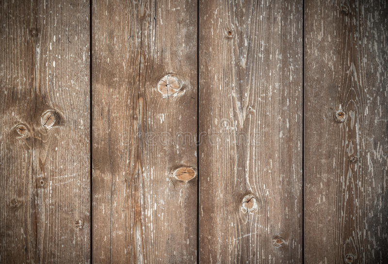 Vieja textura de madera imagen de archivo