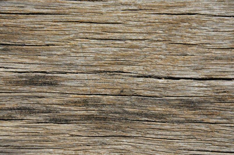 Vieja textura de madera con el modelo natural foto de archivo libre de regalías