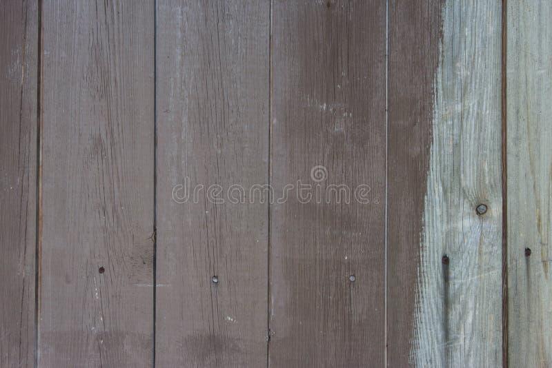 Vieja textura de madera del fondo de los tablones fotos de archivo