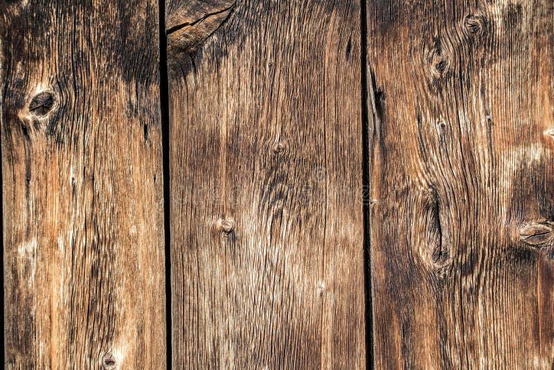 Vieja textura de madera occidental del fondo del granero foto de archivo