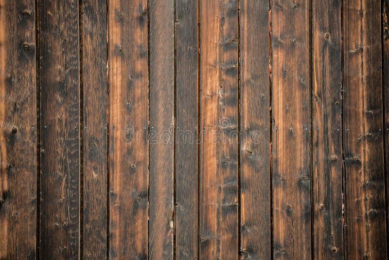 Vieja textura de madera occidental del fondo del granero imagenes de archivo