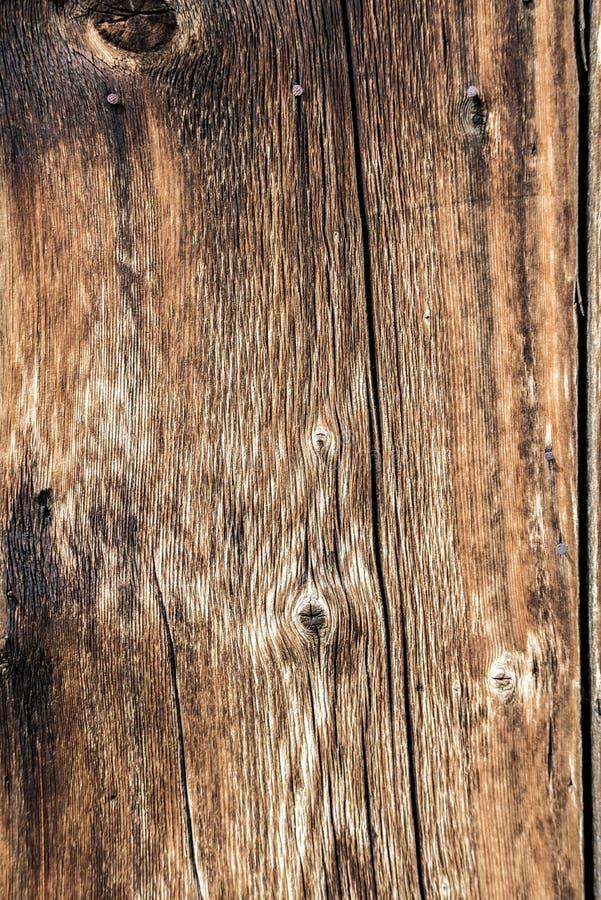 Vieja textura de madera occidental del fondo del granero fotografía de archivo libre de regalías