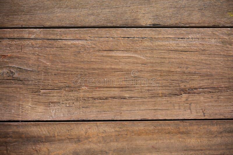 Vieja textura de madera para el fondo creativo Fondo abstracto y área vacía para los ficheros de la textura o de la presentación  imágenes de archivo libres de regalías