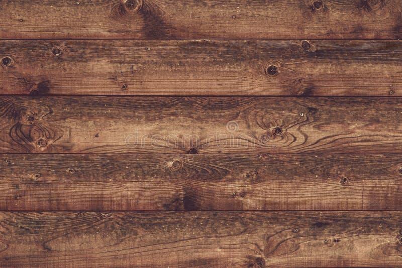Vieja textura de madera Roble rústico resistido ligero de madera Fondo rústico del modelo del vintage Tableros de madera sucios d fotografía de archivo