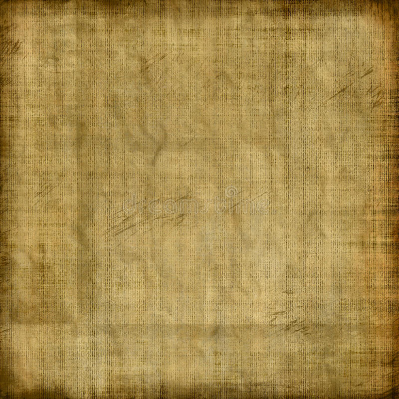 Vieja textura de papel libre illustration