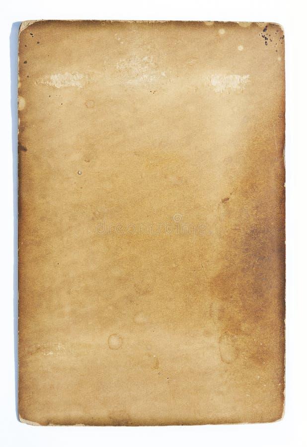 Vieja textura de papel imagenes de archivo