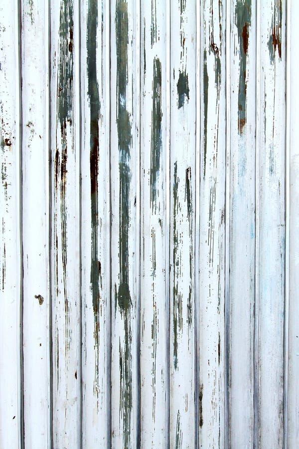 Vieja textura del cinc fotografía de archivo libre de regalías
