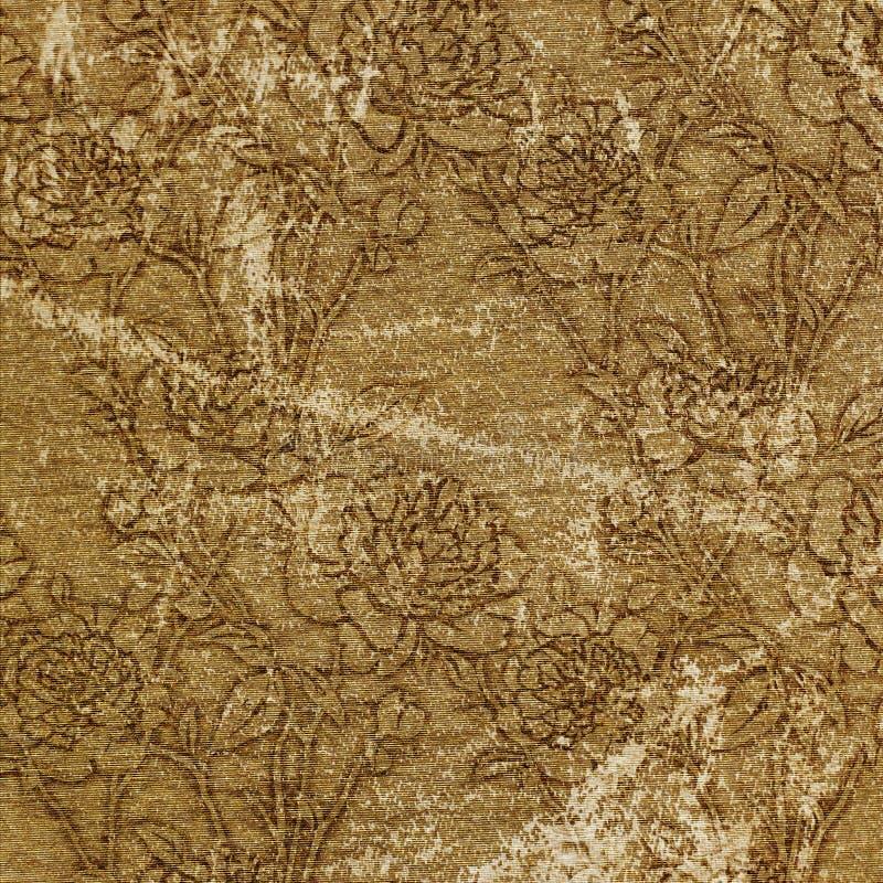 Vieja textura del papel del extracto del grunge fotos de archivo