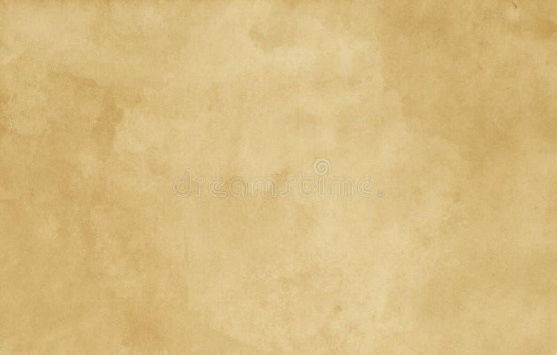 Vieja textura manchada del papel libre illustration