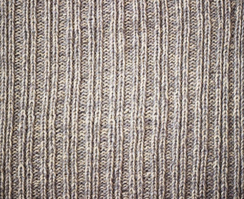 Vieja textura marrón del grunge de la lona como fondo imagen de archivo