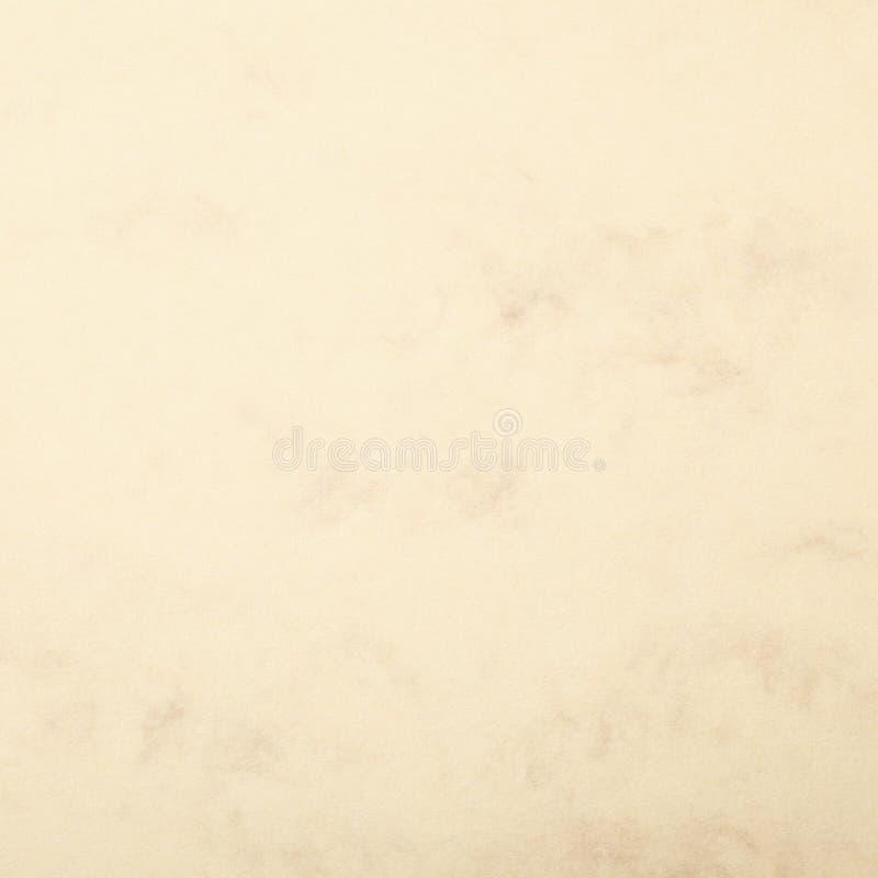 Vieja textura o fondo del papel de la vendimia fotografía de archivo
