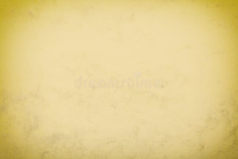 Vieja textura o fondo del papel del vintage fotos de archivo