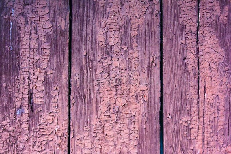 Vieja textura sucia de los tablones de madera de la cerca foto de archivo