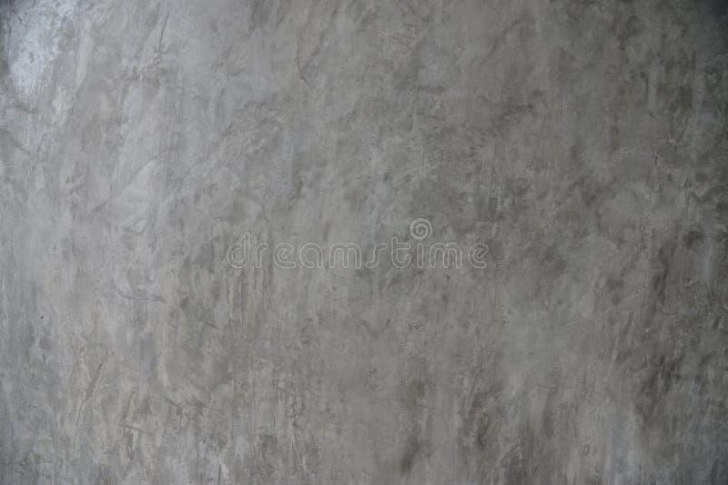Vieja textura sucia, muro de cemento gris Fondo interior foto de archivo