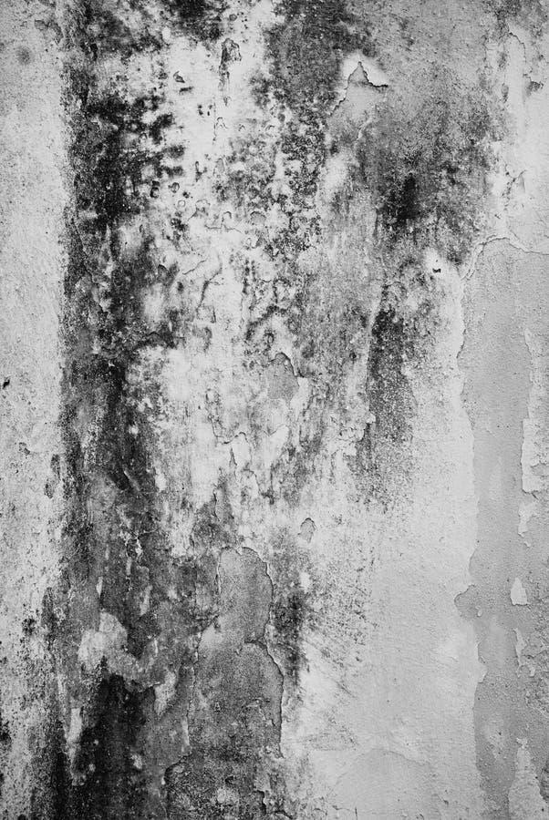 Vieja textura sucia y resistida de la pared imágenes de archivo libres de regalías