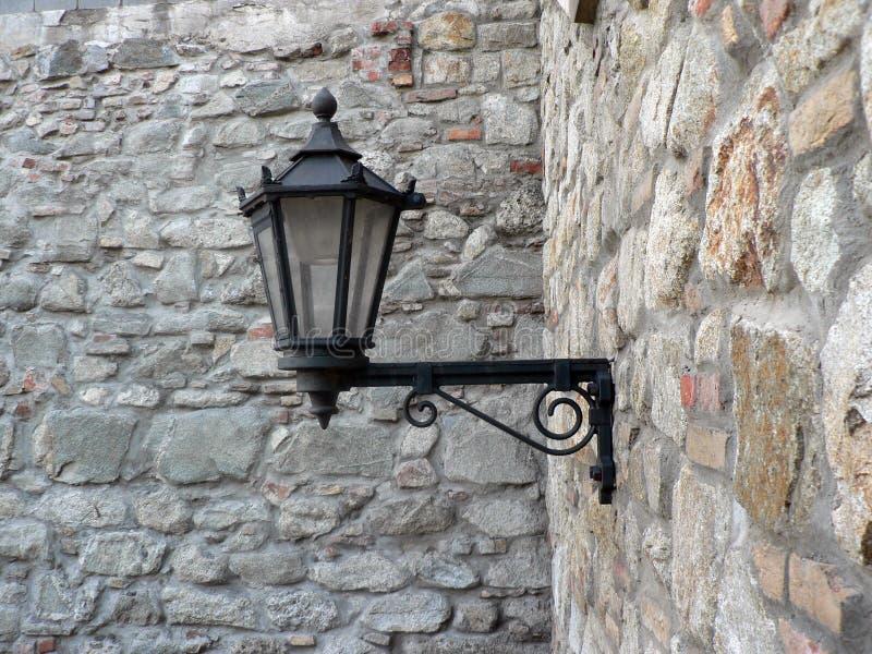 Viejas lámpara/luz imágenes de archivo libres de regalías
