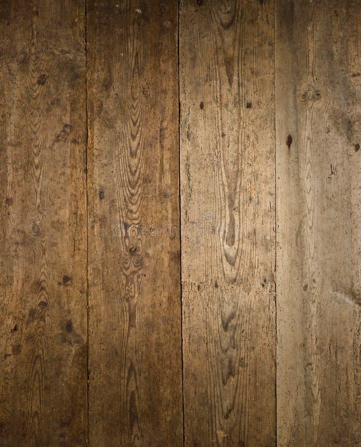 Viejas tarjetas de madera textured   imagen de archivo libre de regalías