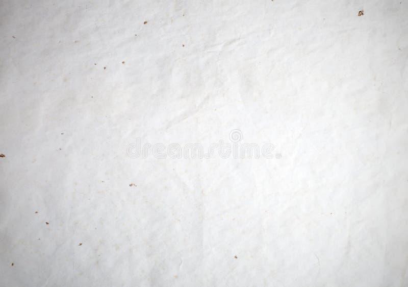 Viejas texturas del papel con el modelo delicado fotografía de archivo