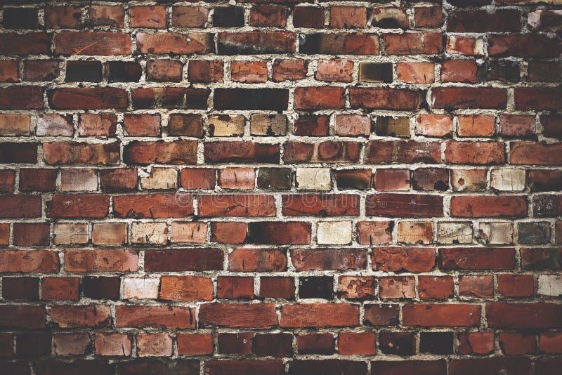 Viejo brickwall imagen de archivo