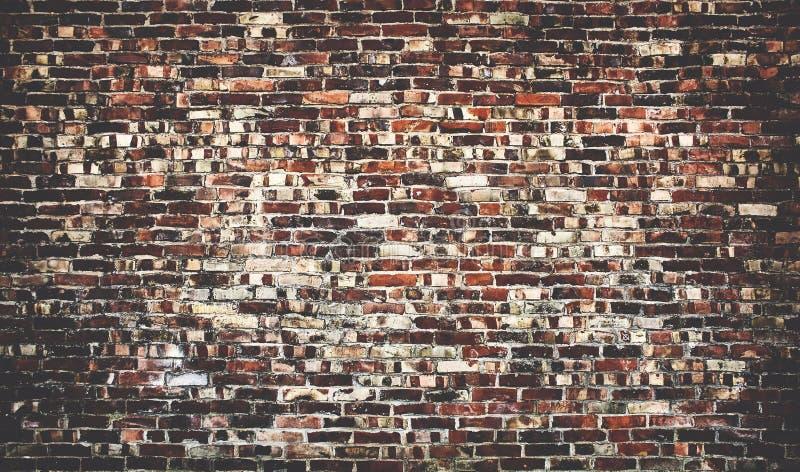 Viejo brickwall foto de archivo