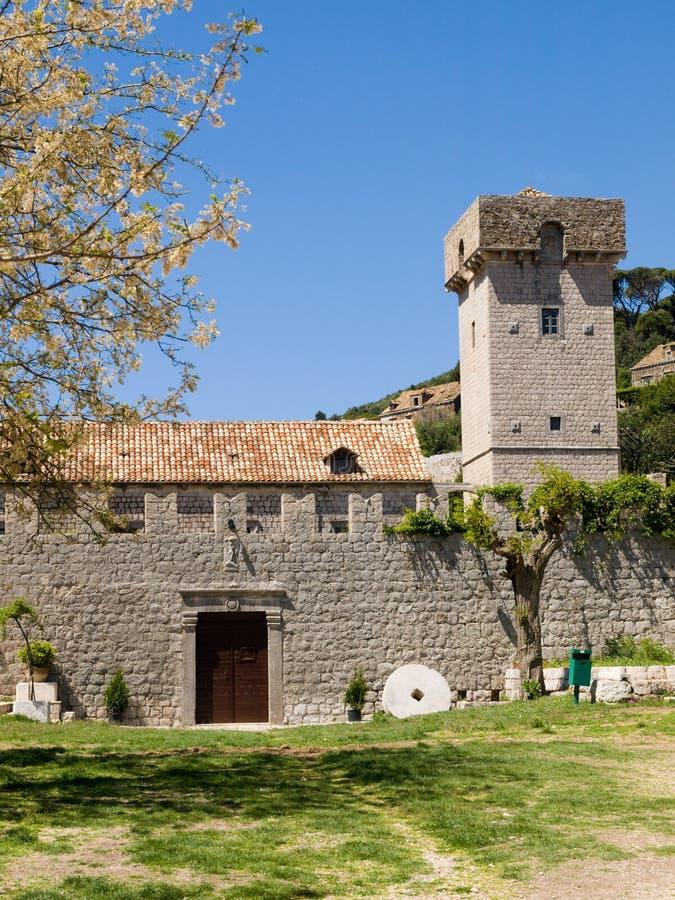 Viejo centro turístico del patrician imágenes de archivo libres de regalías
