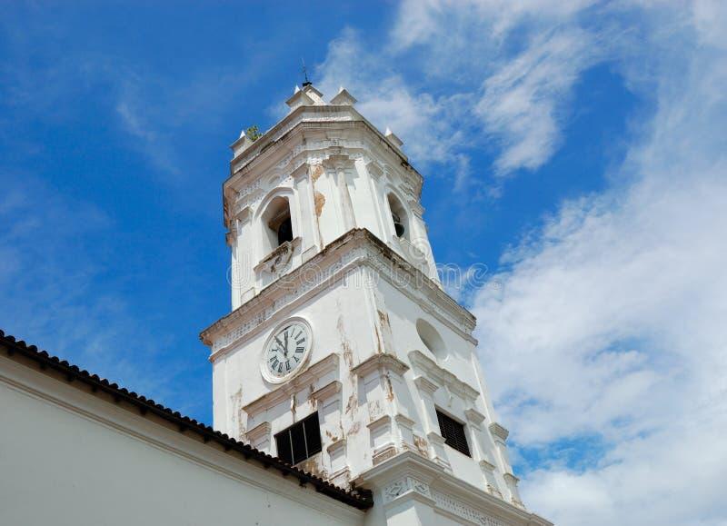 Viejo del casco de ciudad de Panamá imagen de archivo