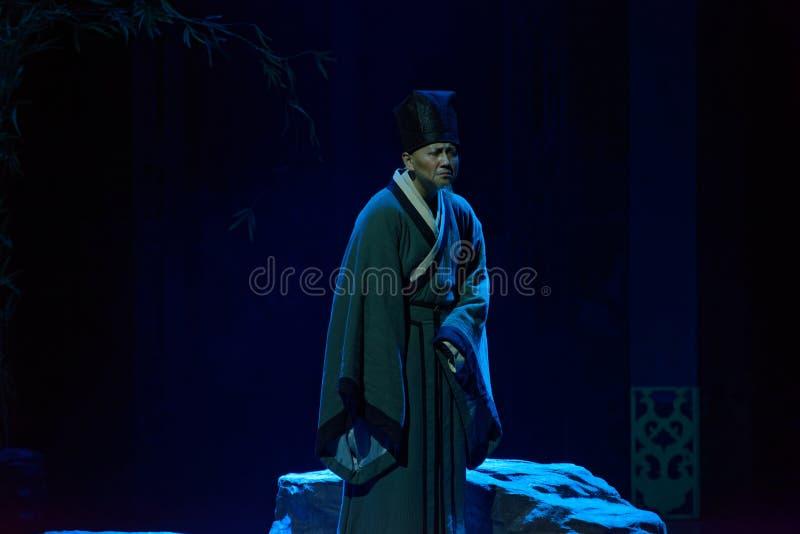 Viejo drama histórico Yuanheng-Preludio-grande de Ji, ` Yangming ` de tres noches fotografía de archivo libre de regalías
