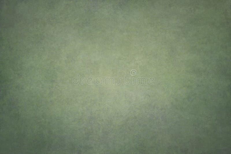 Viejo fondo abstracto verde verde oliva fotografía de archivo libre de regalías