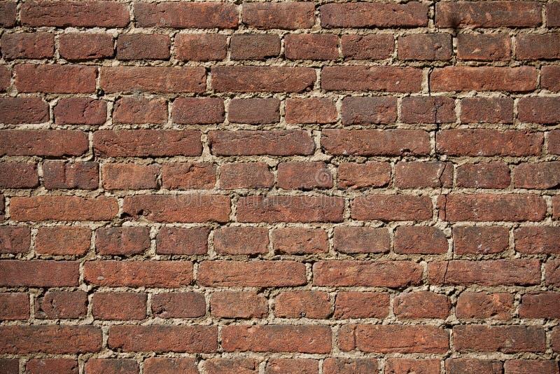 Viejo fondo de Brickwall imagenes de archivo