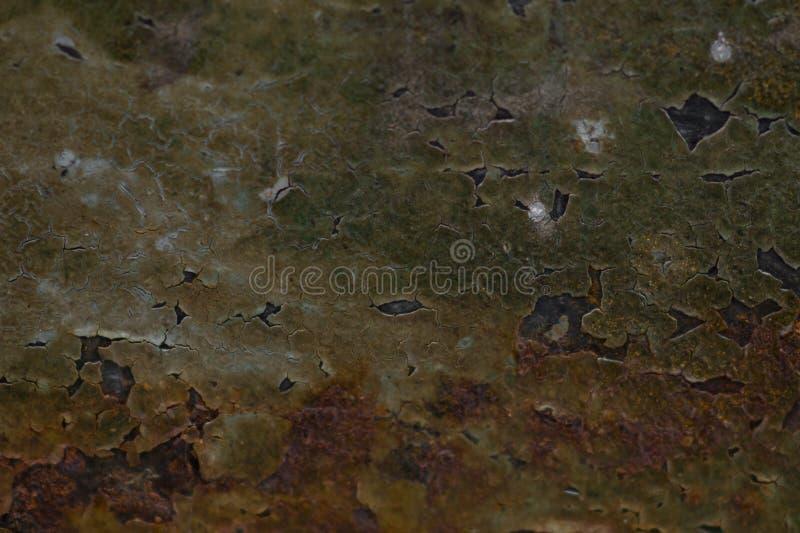 Viejo fondo de la pared del grunge marrón fresco foto de archivo libre de regalías