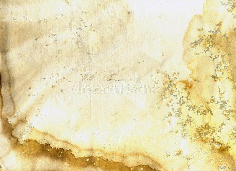 Viejo fondo de la textura de Grunge del pecho de té foto de archivo libre de regalías