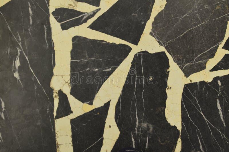 Viejo fondo de mármol gris de la textura fotos de archivo libres de regalías