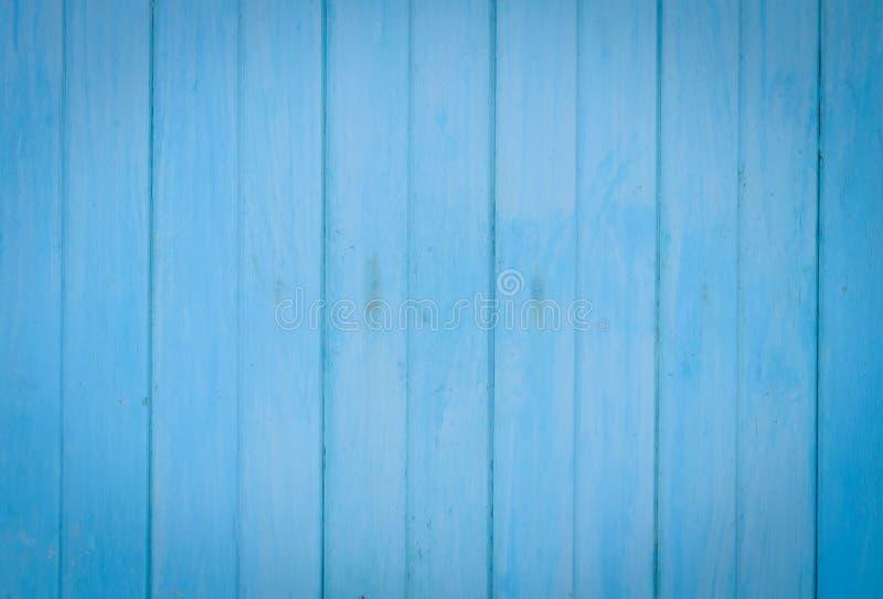 Viejo fondo de madera azul imágenes de archivo libres de regalías