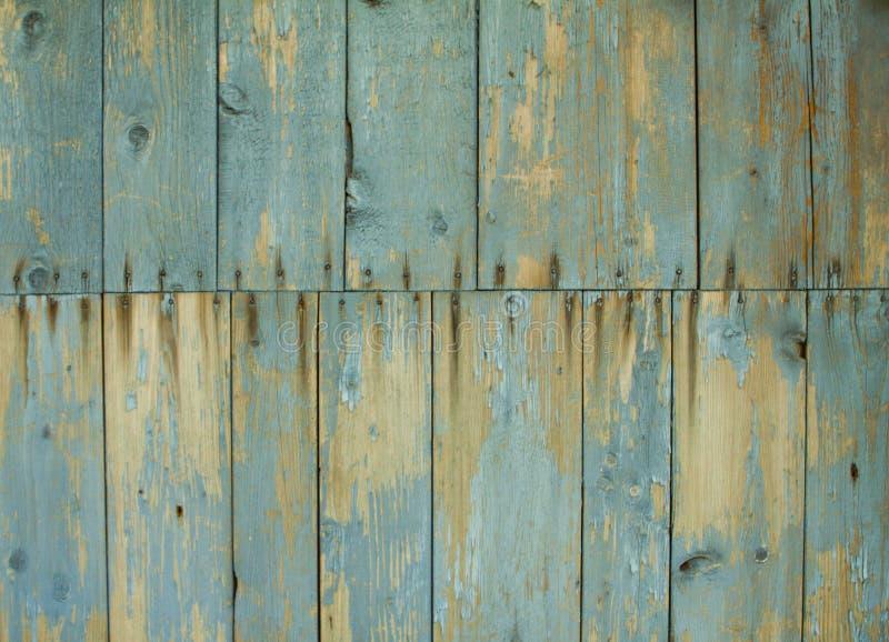 Viejo fondo de madera de la cerca foto de archivo