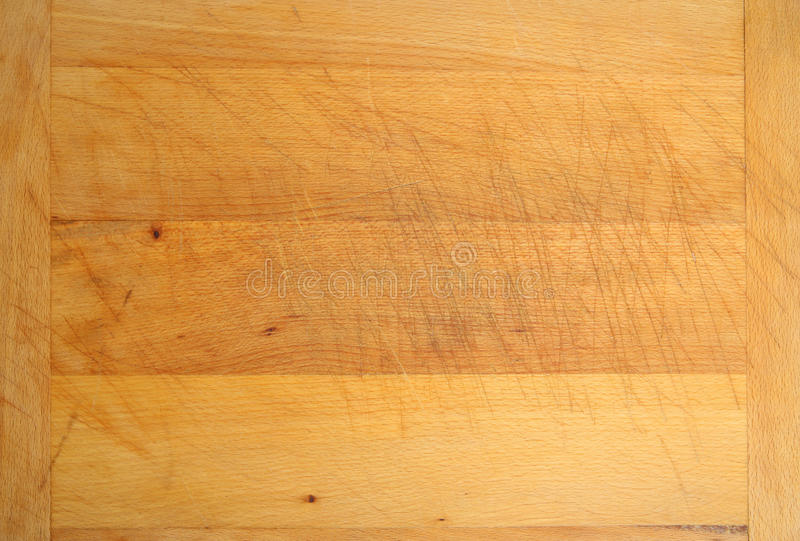 Viejo fondo de madera de la tajadera fotografía de archivo libre de regalías