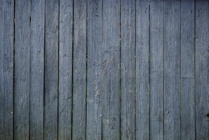 Viejo fondo de madera de la textura del tablón imagen de archivo libre de regalías